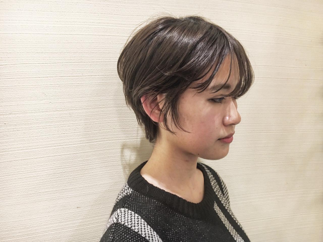 スポーツ ナチュラル デート ショート ヘアスタイルや髪型の写真・画像 | 京都/片山 勇馬/ショート / snob