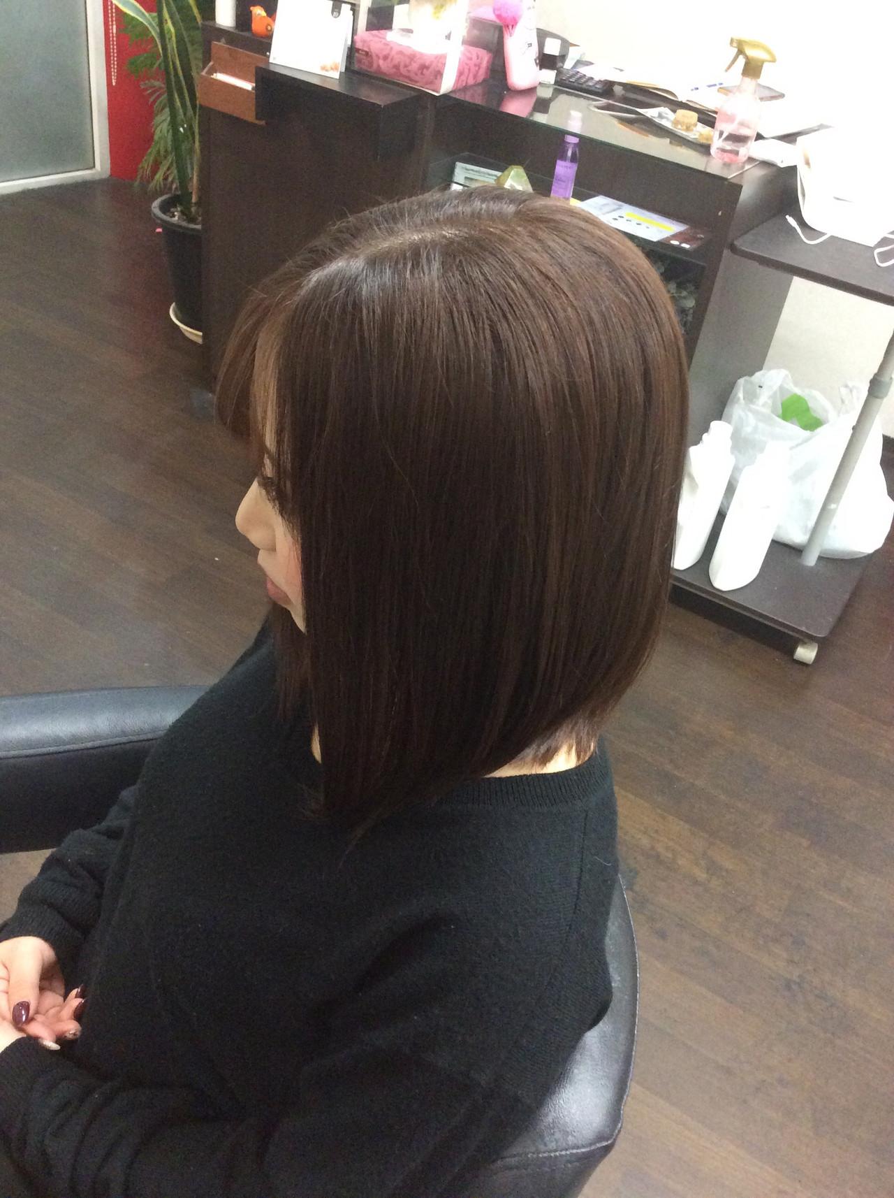 ラベンダーカラー ラベンダーグレージュ ラベンダーグレー ピンクラベンダー ヘアスタイルや髪型の写真・画像   rumiLINKS美容室 / リンクス美容室