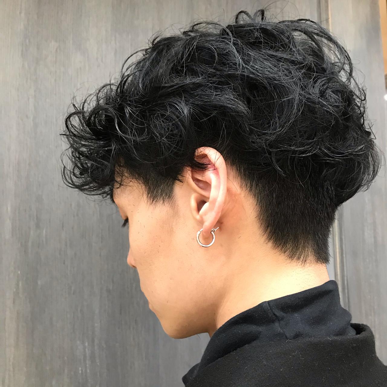 ストリート メンズマッシュ メンズパーマ メンズスタイル ヘアスタイルや髪型の写真・画像 | 澤江 啓司 / K-two KYOTO