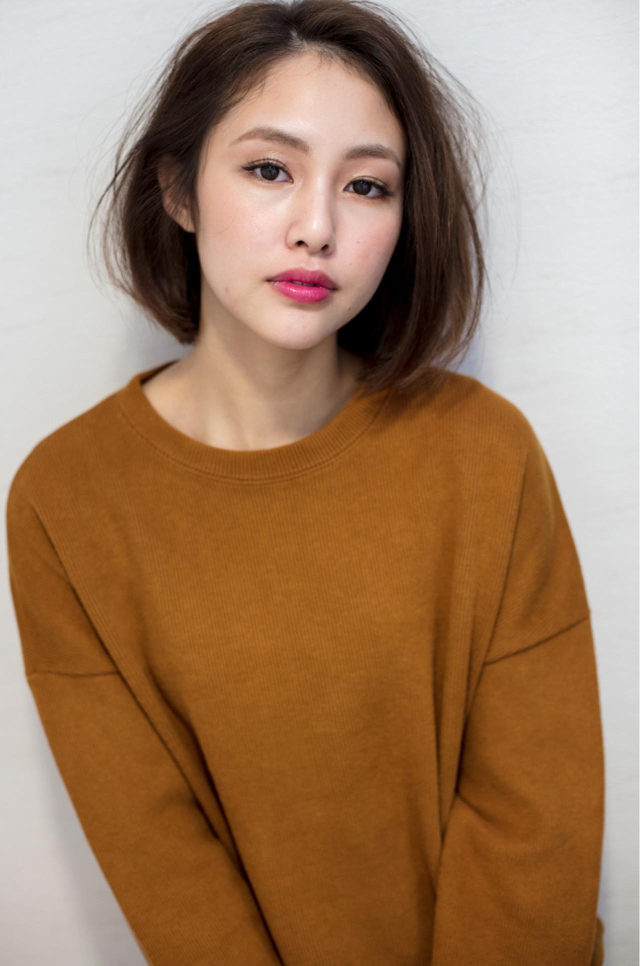 色気 ナチュラル 透明感 デート ヘアスタイルや髪型の写真・画像   井手 博之 / LESS