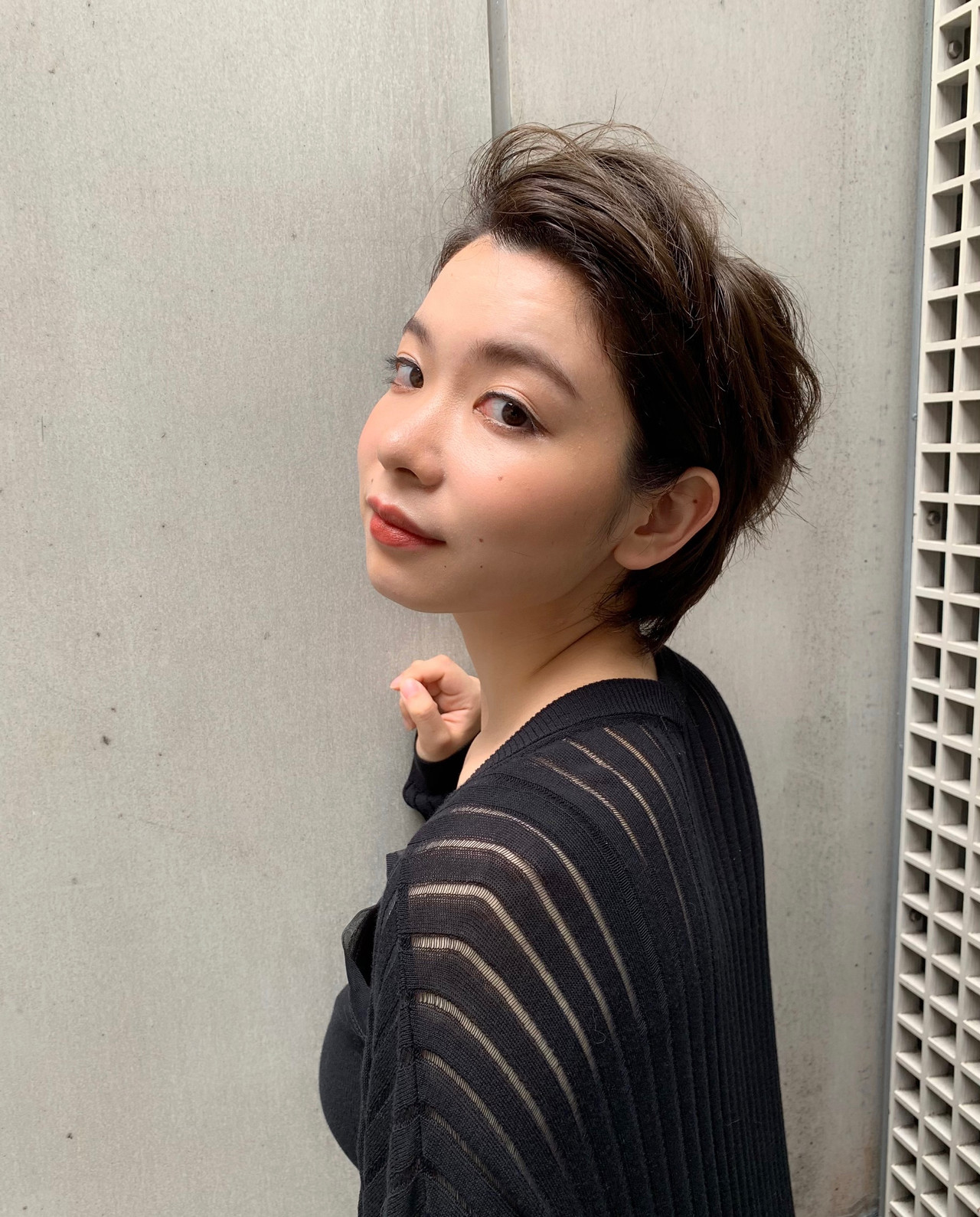 簡単ヘアアレンジ 大人かわいい ラフ ナチュラル ヘアスタイルや髪型の写真・画像 | Chie Ogusu / Hair and Make Chie Ogusu