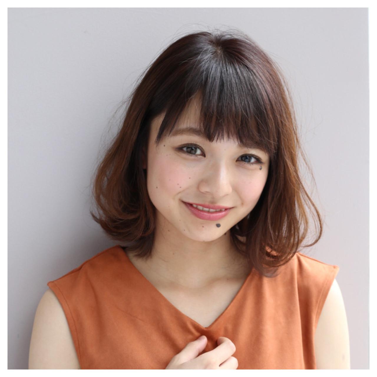 フェミニン 愛され 大人かわいい かわいい ヘアスタイルや髪型の写真・画像 | 國武泰志 / Cloe