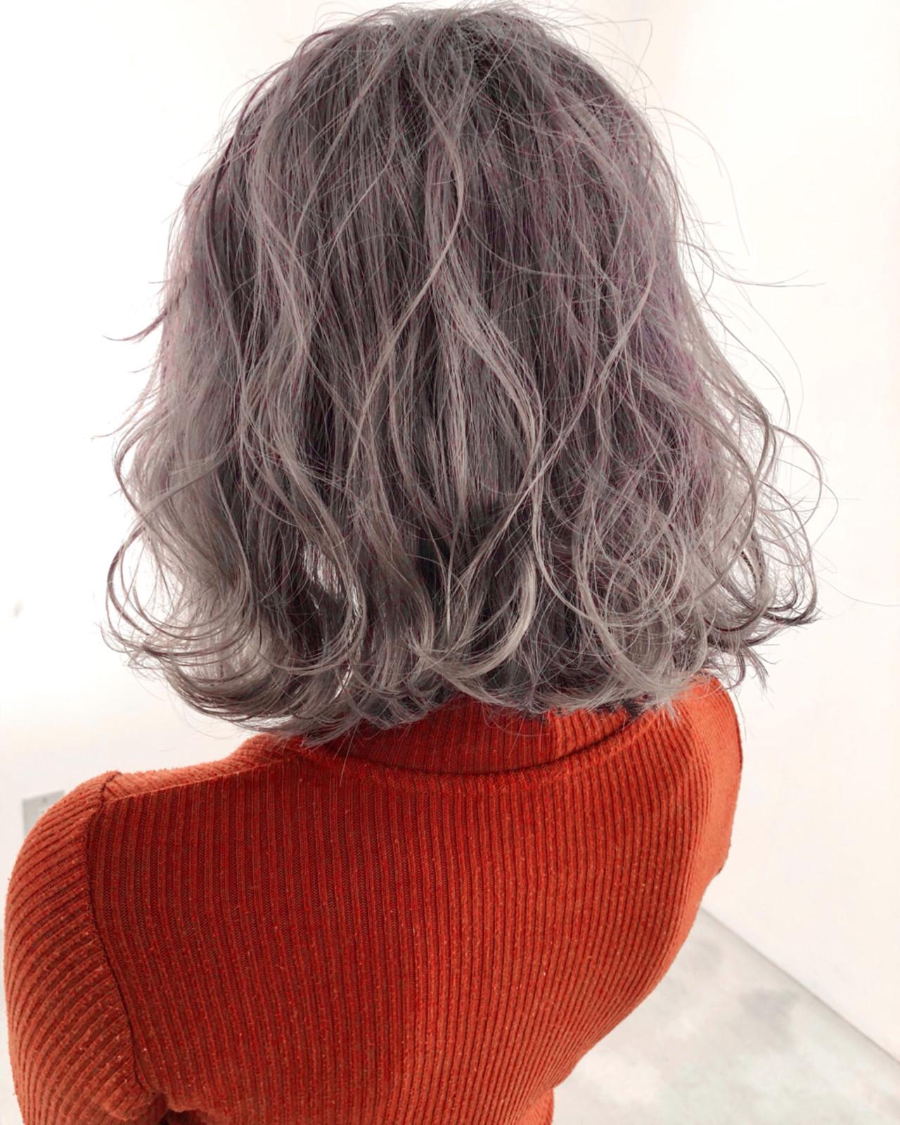 ハイライト アンニュイ 外国人風 ショート ヘアスタイルや髪型の写真・画像 | 白川 知博 / KEYMAN