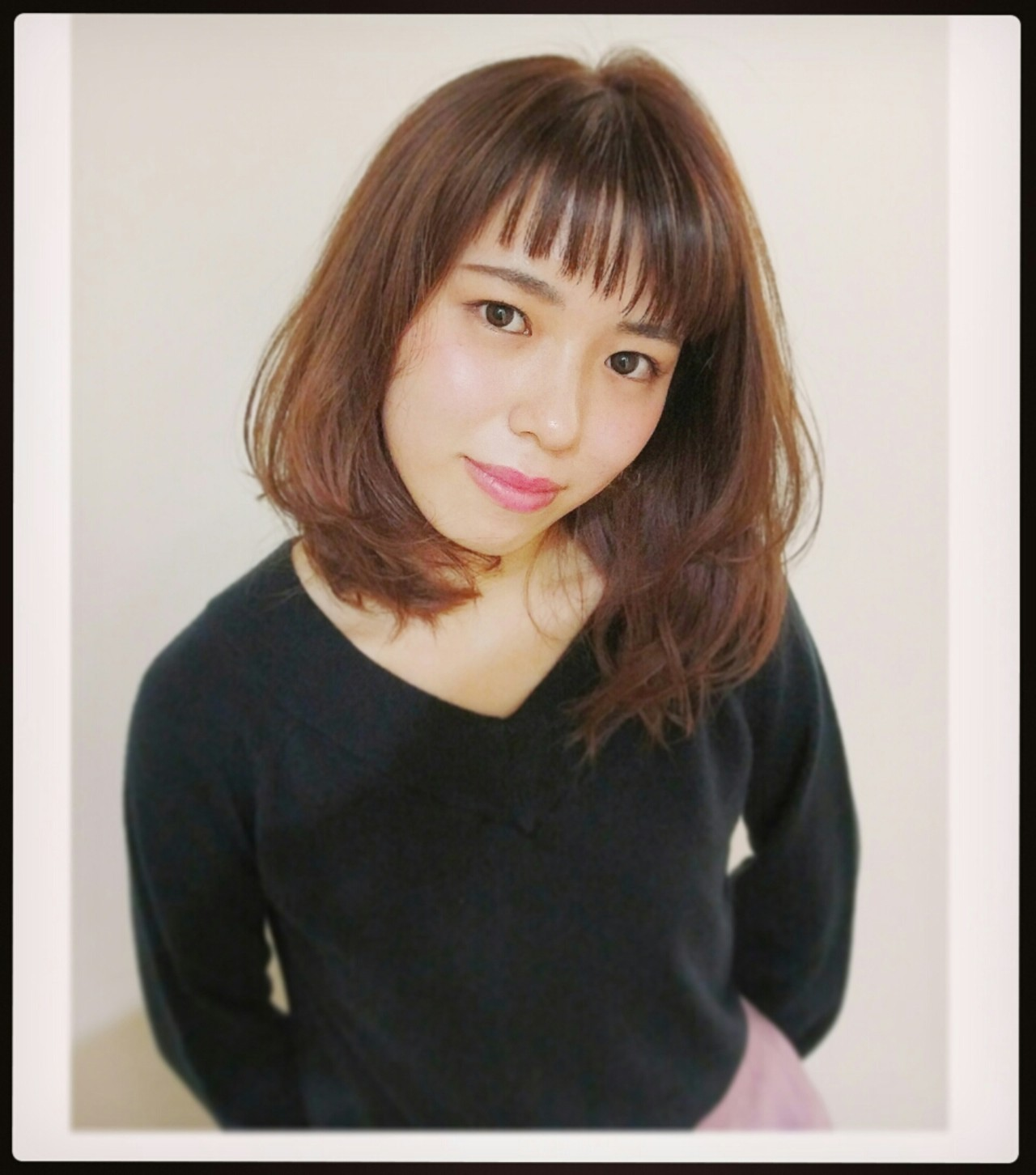 ゆるふわ パーマ 冬 ナチュラル ヘアスタイルや髪型の写真・画像 | 平桜 真浩/RED☆HOT / REDHOT