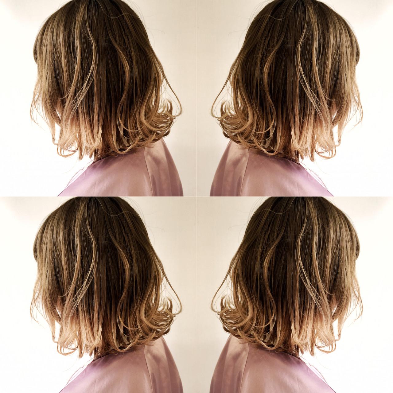 斜め前髪 ナチュラル 色気 リラックス ヘアスタイルや髪型の写真・画像