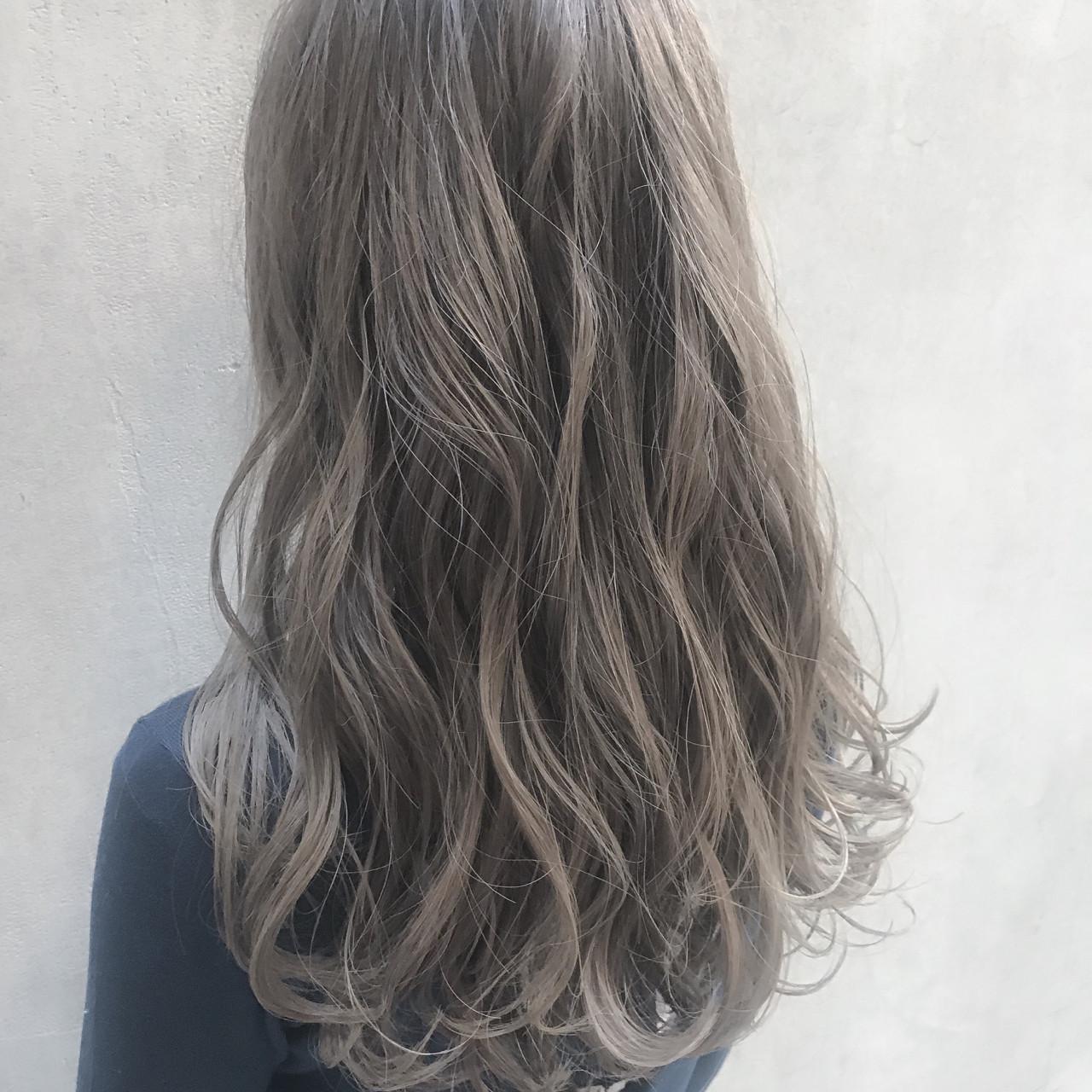 夏 ヘアアレンジ ロング パーマ ヘアスタイルや髪型の写真・画像 | Tierra / 町田雄一 / Tierra harajuku