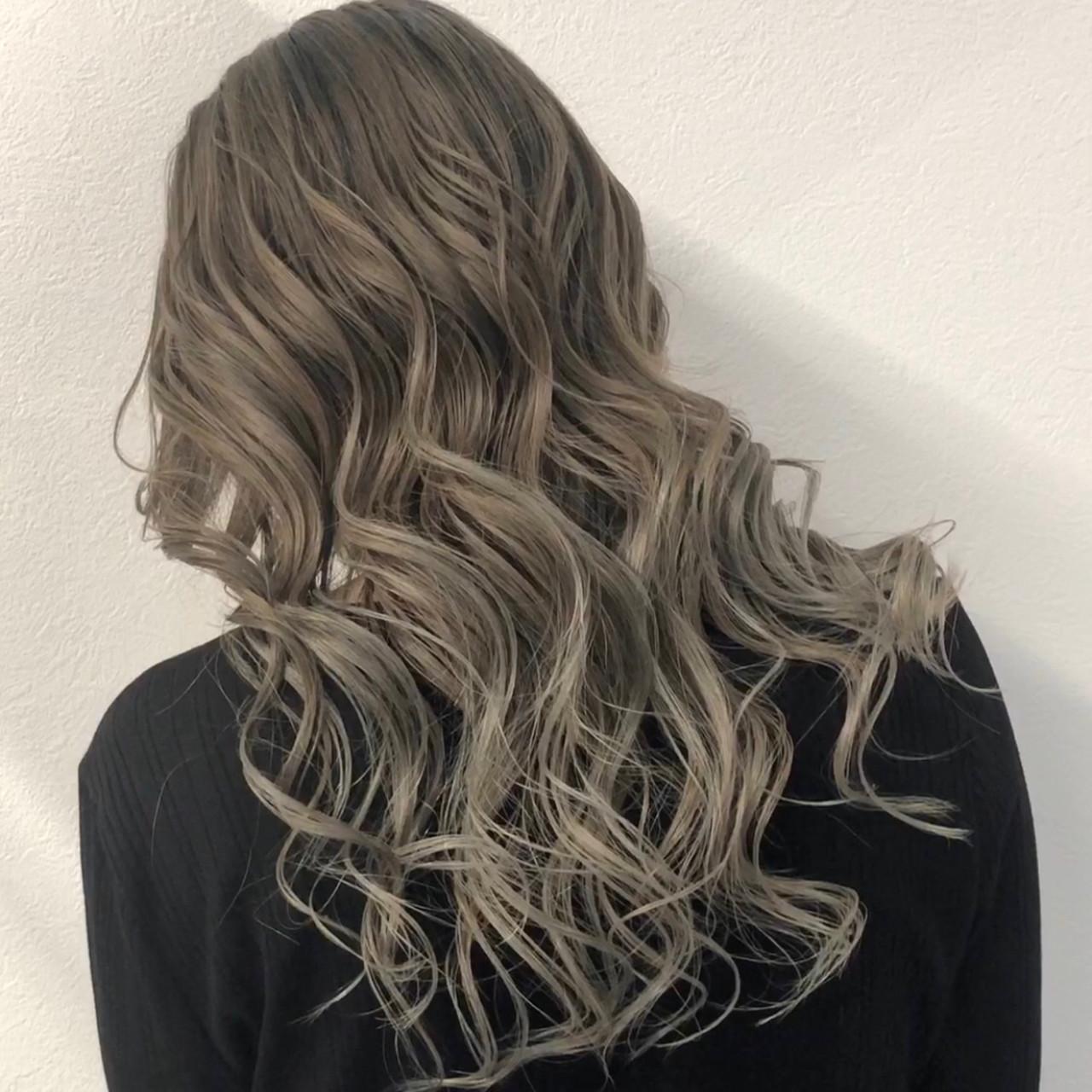 外国人風カラー 外国人風 ストリート 結婚式 ヘアスタイルや髪型の写真・画像   アンドウ ユウ / agu hair edge