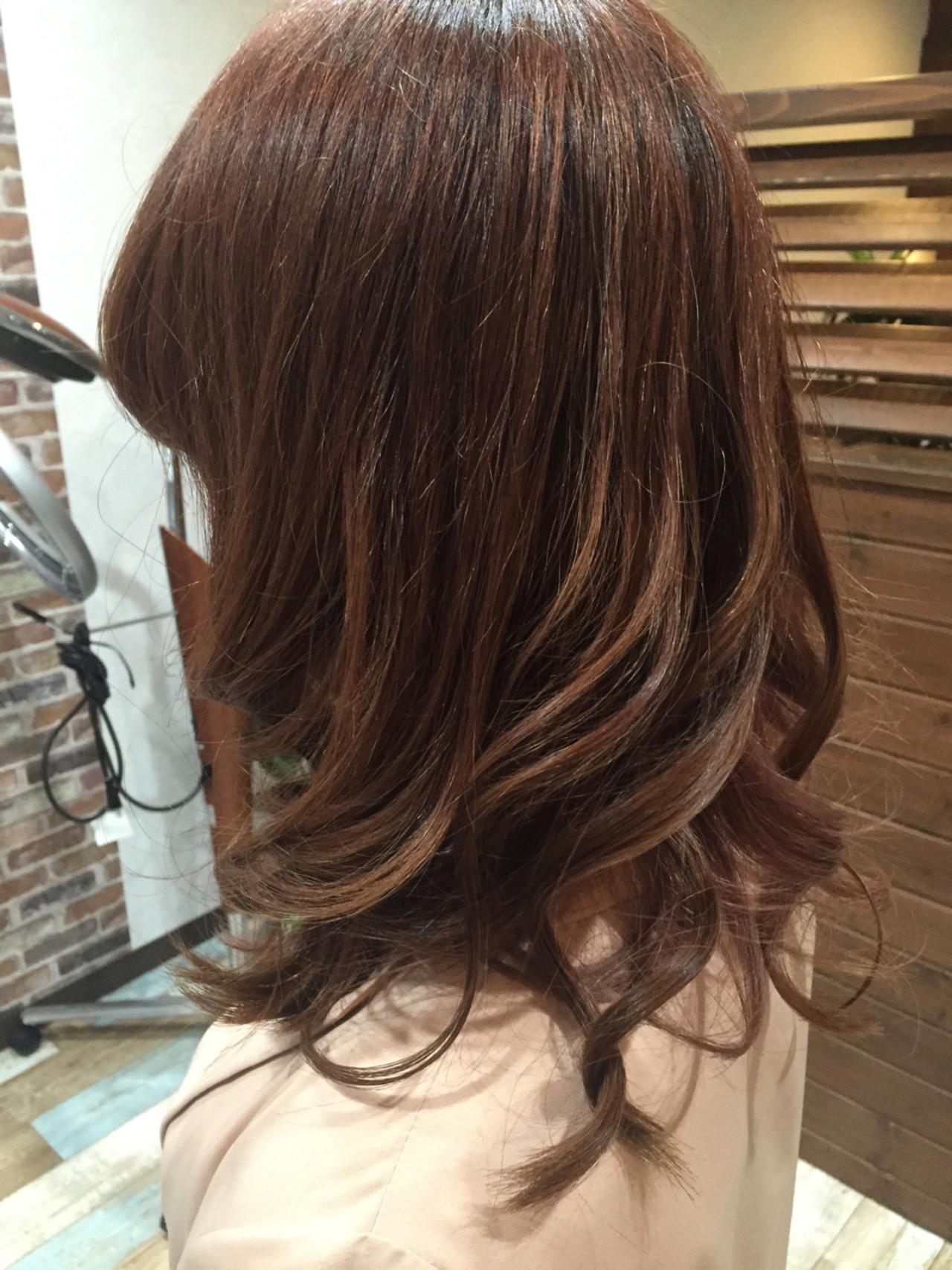 フェミニン 春 大人かわいい ガーリー ヘアスタイルや髪型の写真・画像