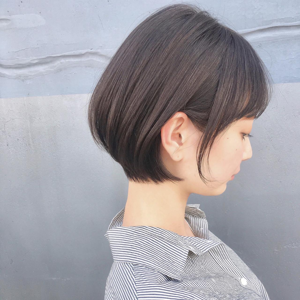 ウェーブ ゆるふわ 大人かわいい リラックス ヘアスタイルや髪型の写真・画像   ショートボブの匠【 山内大成 】『i.hair』 / 『 i. 』 omotesando
