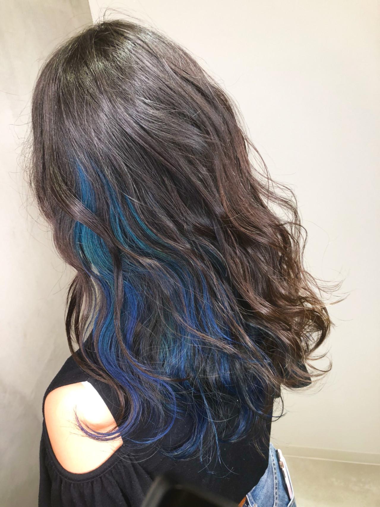 スポーツ グラデーションカラー アウトドア 大人かわいい ヘアスタイルや髪型の写真・画像   筒井 隆由 / Hair salon mode