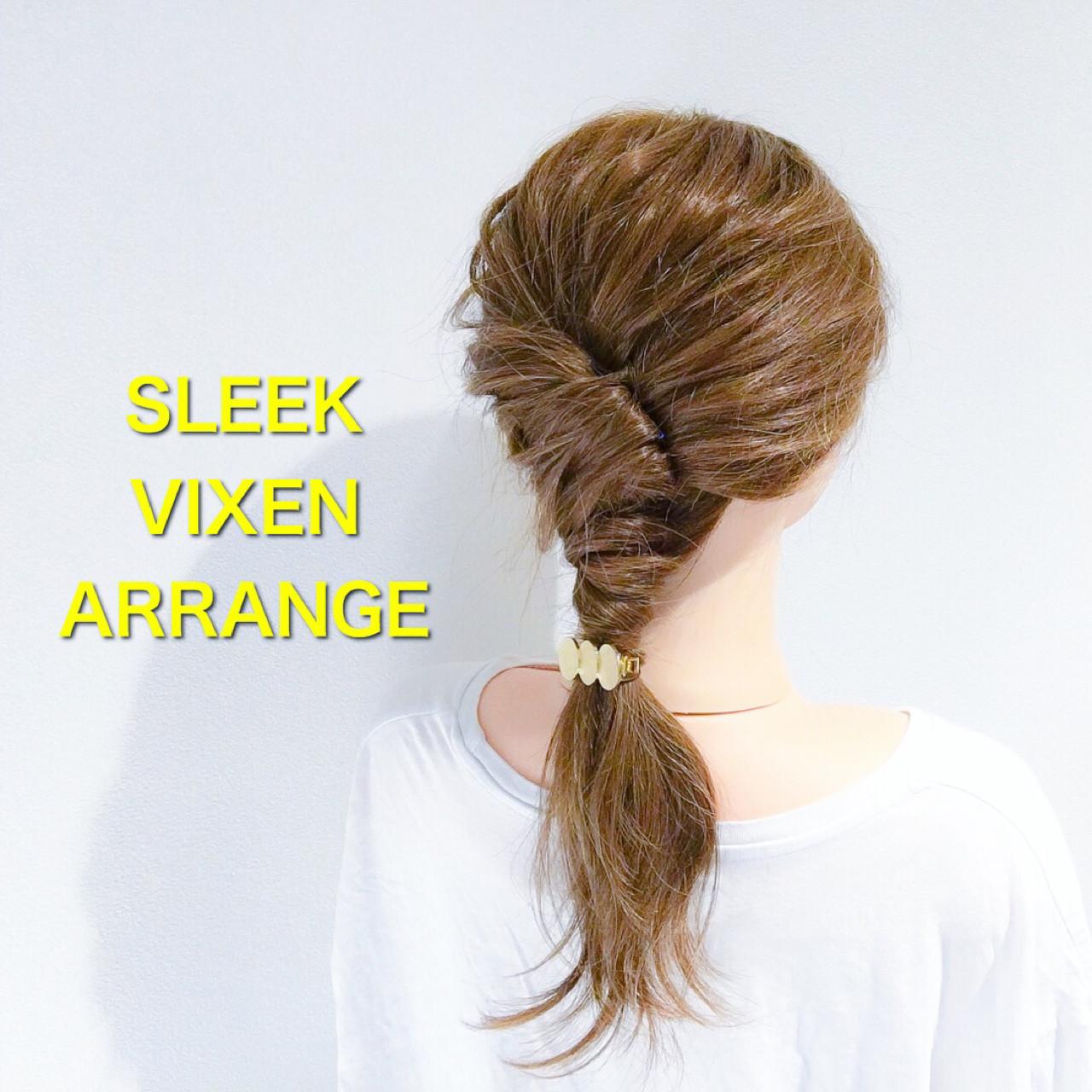 フェミニン ヘアアレンジ セミロング アウトドア ヘアスタイルや髪型の写真・画像 | 美容師HIRO/Amoute代表 / Amoute/アムティ
