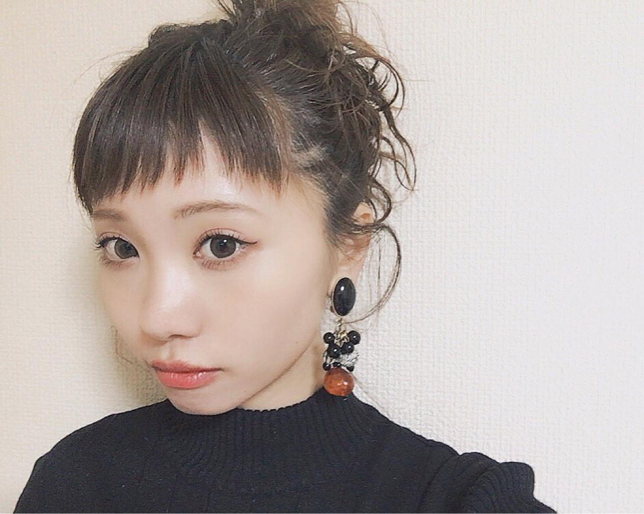 アフター5に大変身!女子会向け簡単ヘアアレンジ【解説付き】 加藤 優希