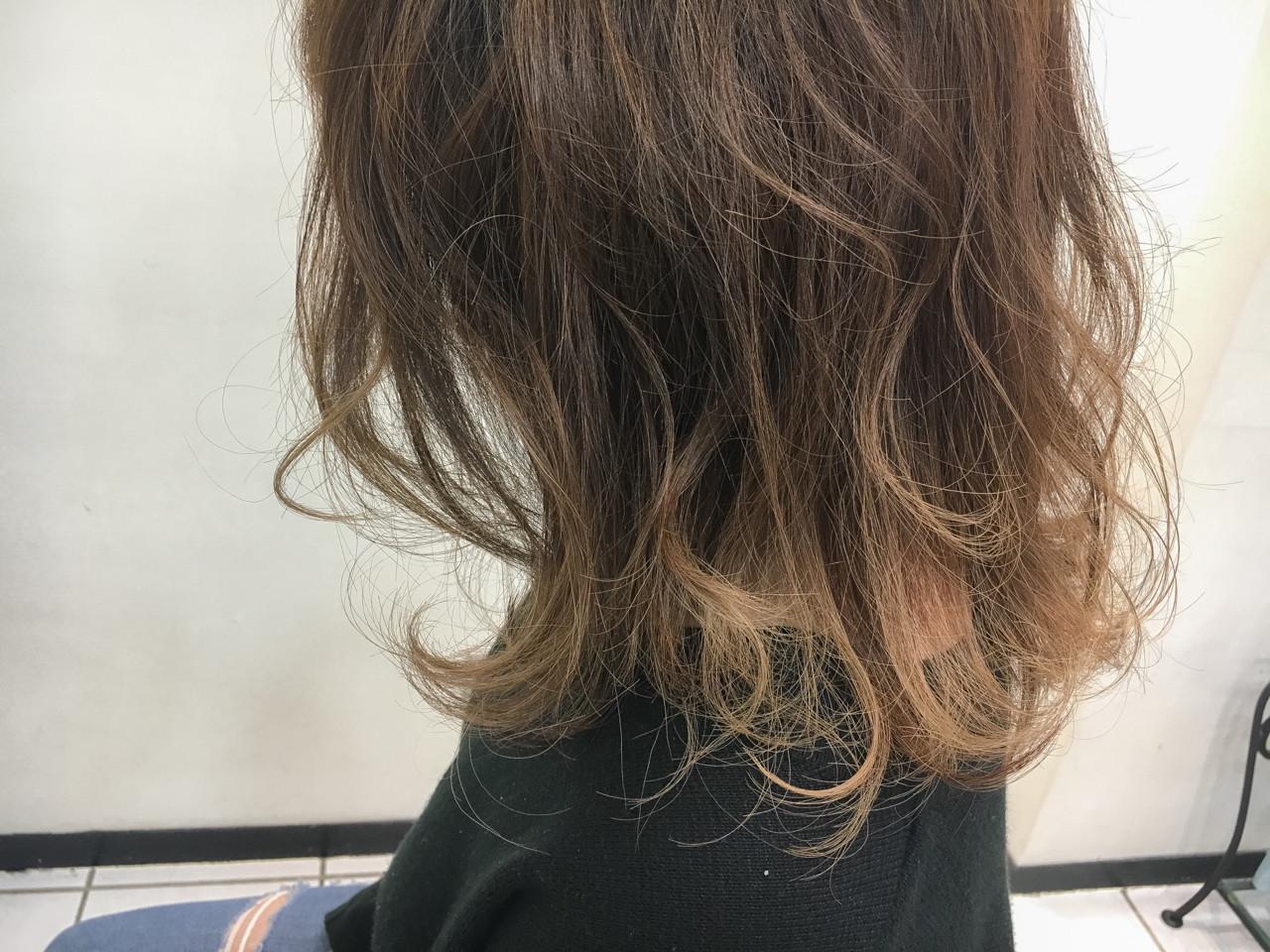 透明感 ナチュラル 外国人風カラー ハイライト ヘアスタイルや髪型の写真・画像   齊藤 禎 / AUBE hair gran