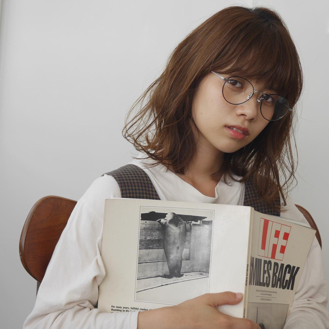 無造作パーマ ゆるふわパーマ パーマ スパイラルパーマ ヘアスタイルや髪型の写真・画像 | 井浦果歩 / ecouter