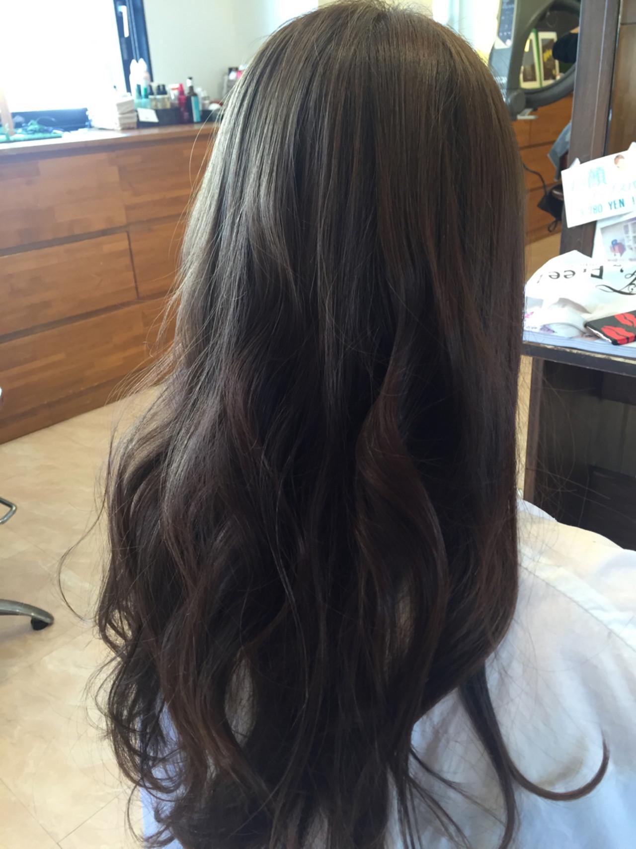 グレージュ ストリート かっこいい 大人女子 ヘアスタイルや髪型の写真・画像