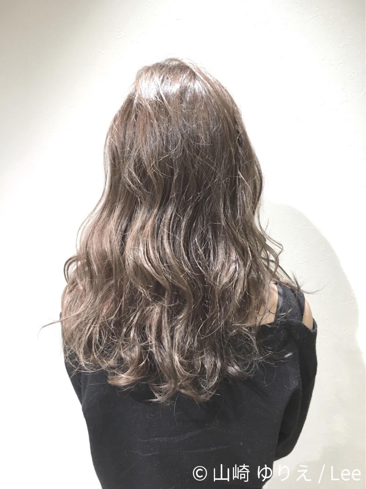 外国人風 ロング 暗髪 ストリート ヘアスタイルや髪型の写真・画像