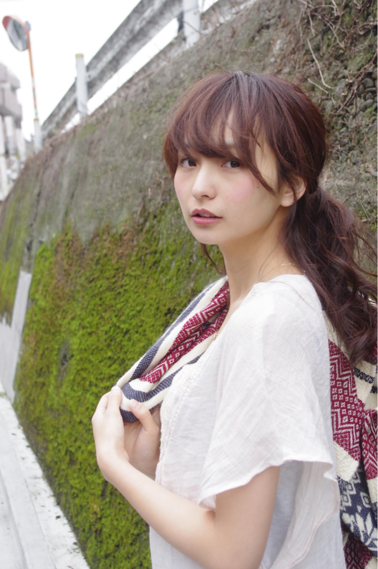 ゆるふわ 外国人風 ストリート 大人かわいい ヘアスタイルや髪型の写真・画像 | オタベチュウ / fivecoast