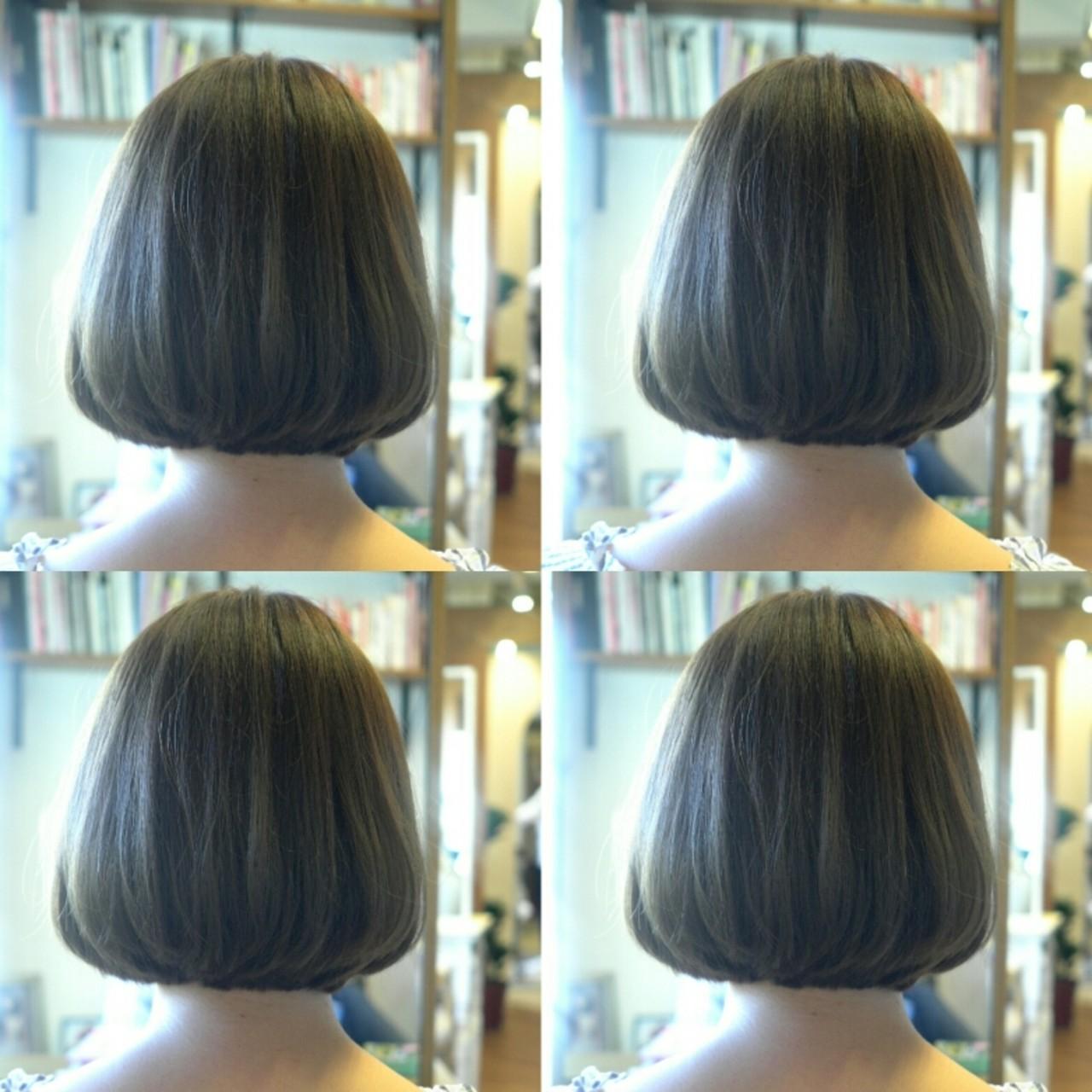 イルミナカラー ナチュラル 暗髪 色気 ヘアスタイルや髪型の写真・画像