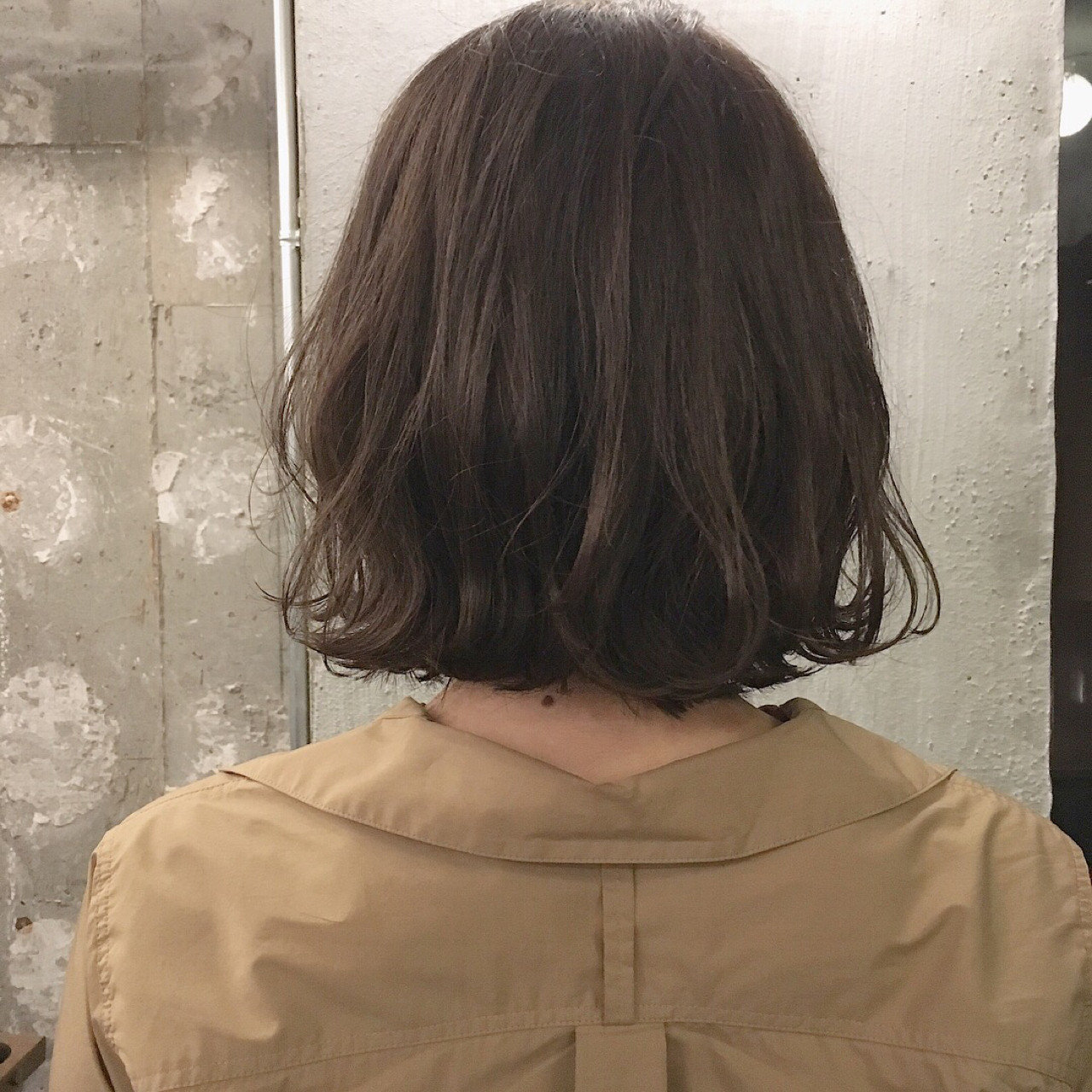 女子会 オフィス 結婚式 透明感 ヘアスタイルや髪型の写真・画像   冨永 真太郎 / 人トナリ
