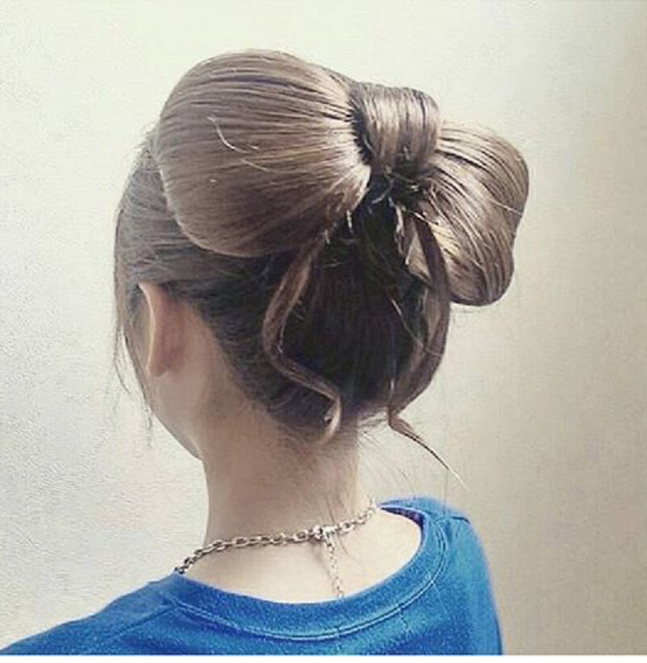 りぼん ヘアアレンジ ロング まとめ髪 Ant Ten 宮川 美香 447275 Hair