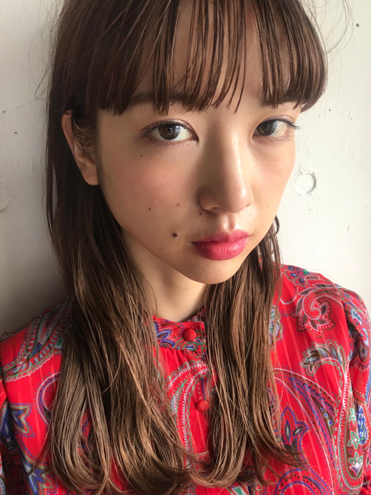 【韓国トレンド2020】シースルーバングの次はフルバング!ぱっつん前髪が再び人気