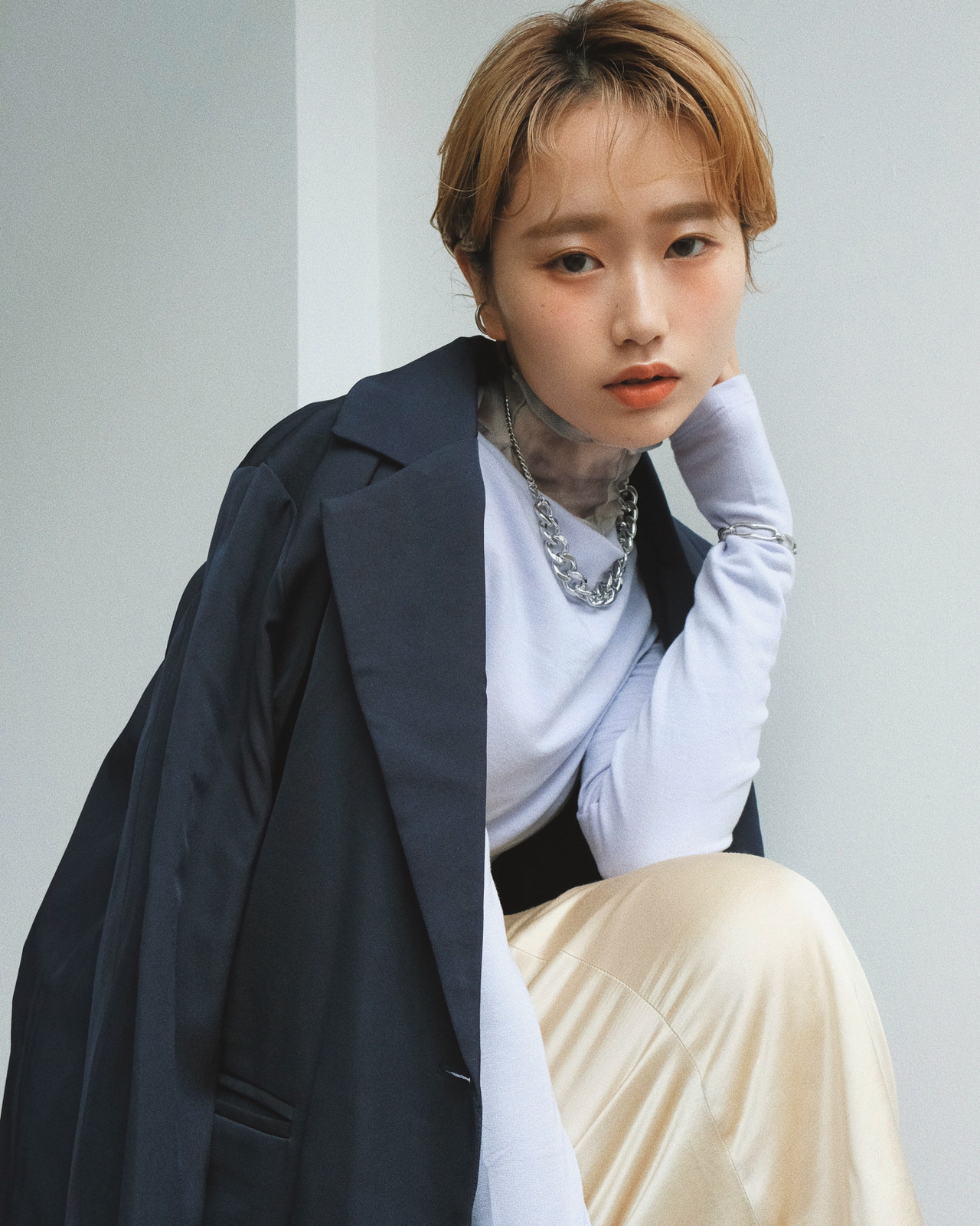 ナチュラル ショート アウトドア スポーツ ヘアスタイルや髪型の写真・画像 | YUJI / LIICHI / LIICHI (リイチ)