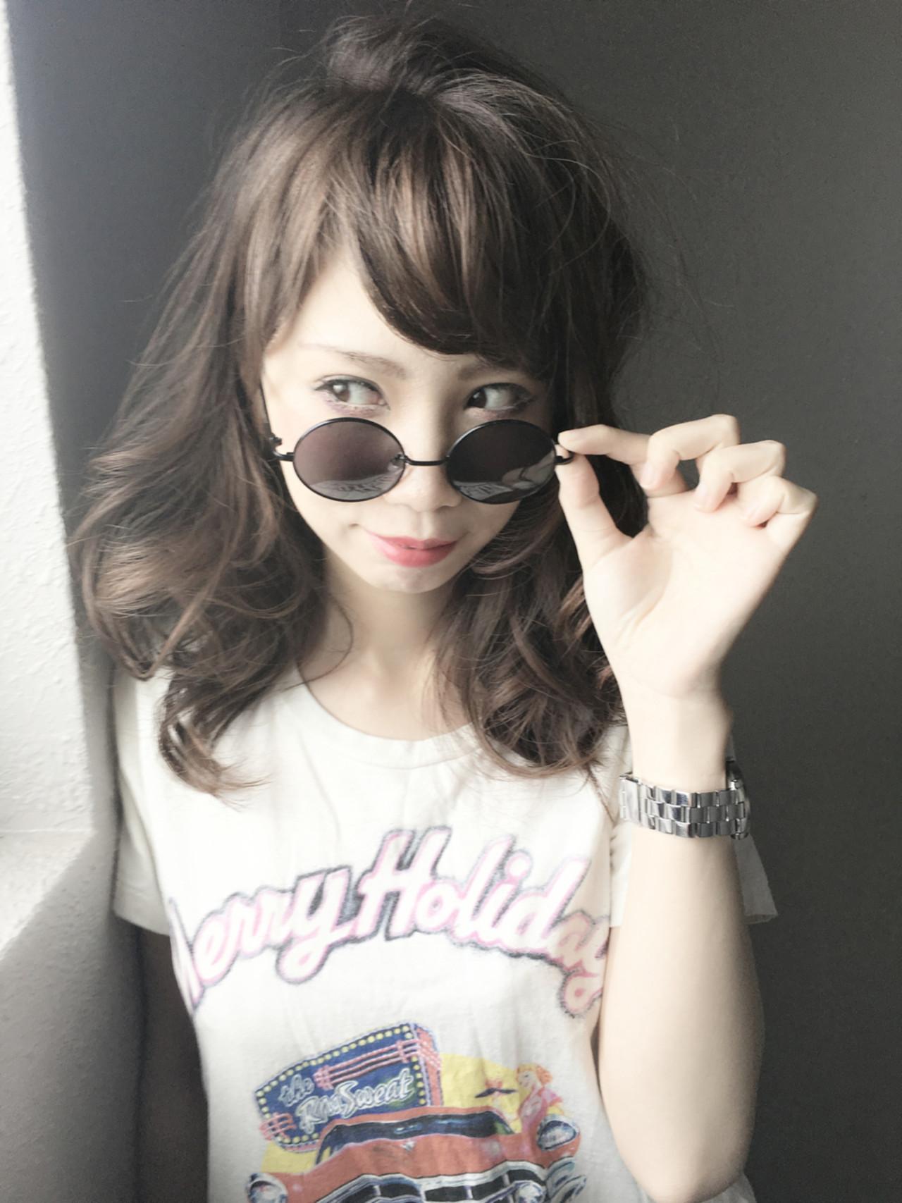ストリート グラデーションカラー 卵型 外国人風 ヘアスタイルや髪型の写真・画像 | 浜田敦史 / Tiffa栄