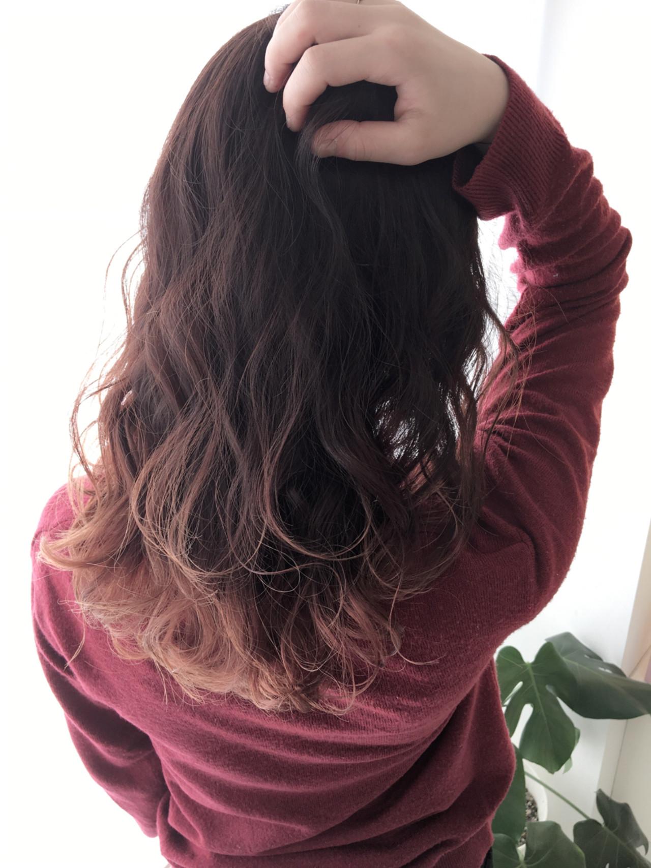 大人かわいい 冬 ミディアム ストリート ヘアスタイルや髪型の写真・画像