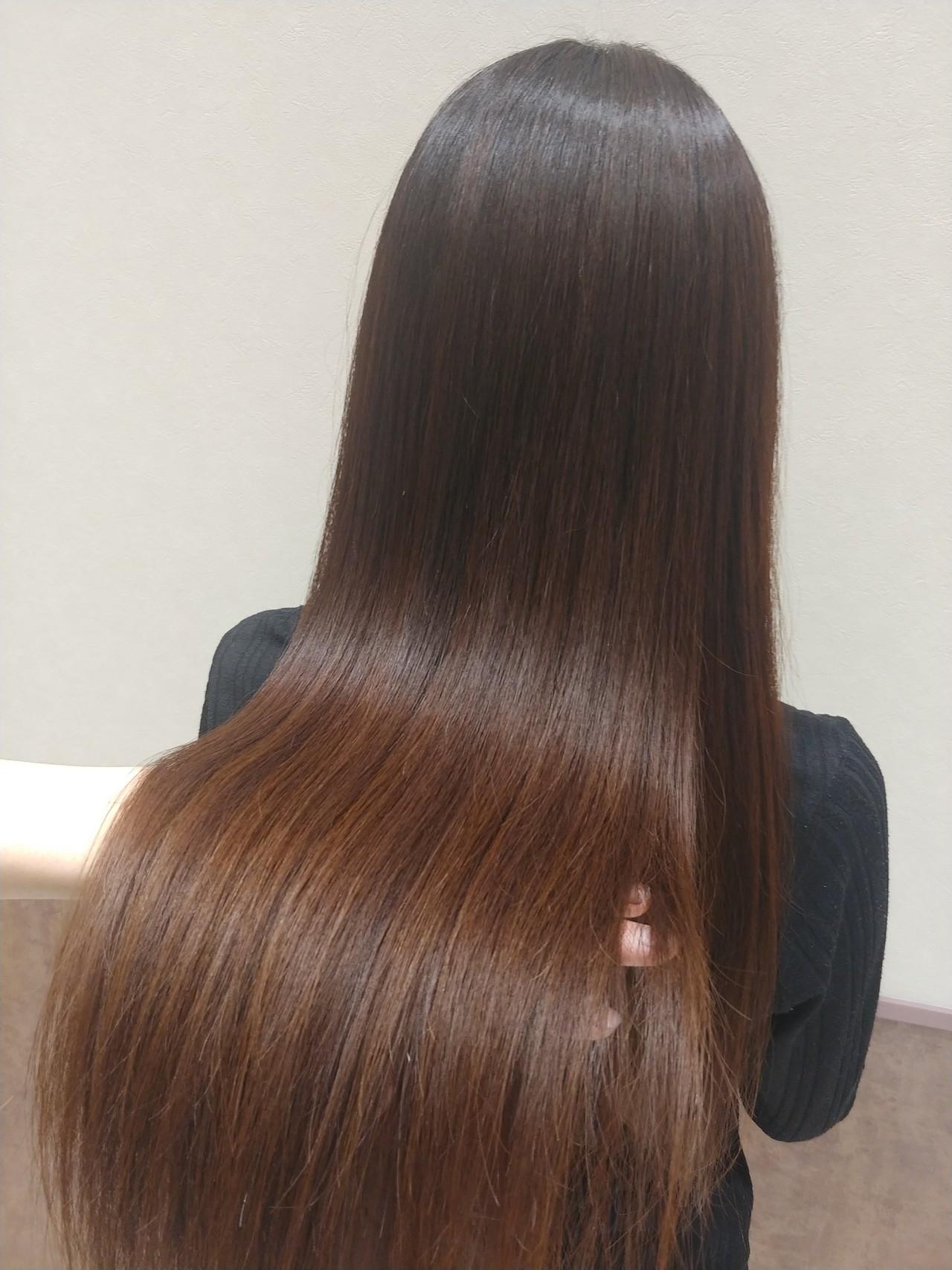 ヘアアレンジ コンサバ トリートメント 髪質改善 ヘアスタイルや髪型の写真・画像