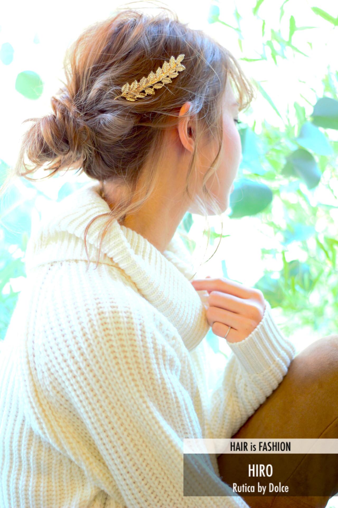 ロブ ナチュラル 大人かわいい ミディアム ヘアスタイルや髪型の写真・画像