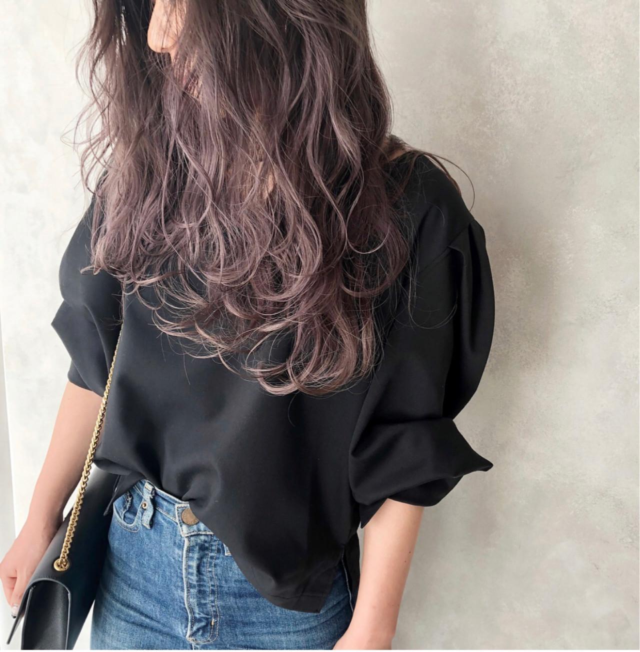 ヘアアレンジ 外国人風 ストリート グレージュ ヘアスタイルや髪型の写真・画像 | ALT 森田 正浩 / ALT