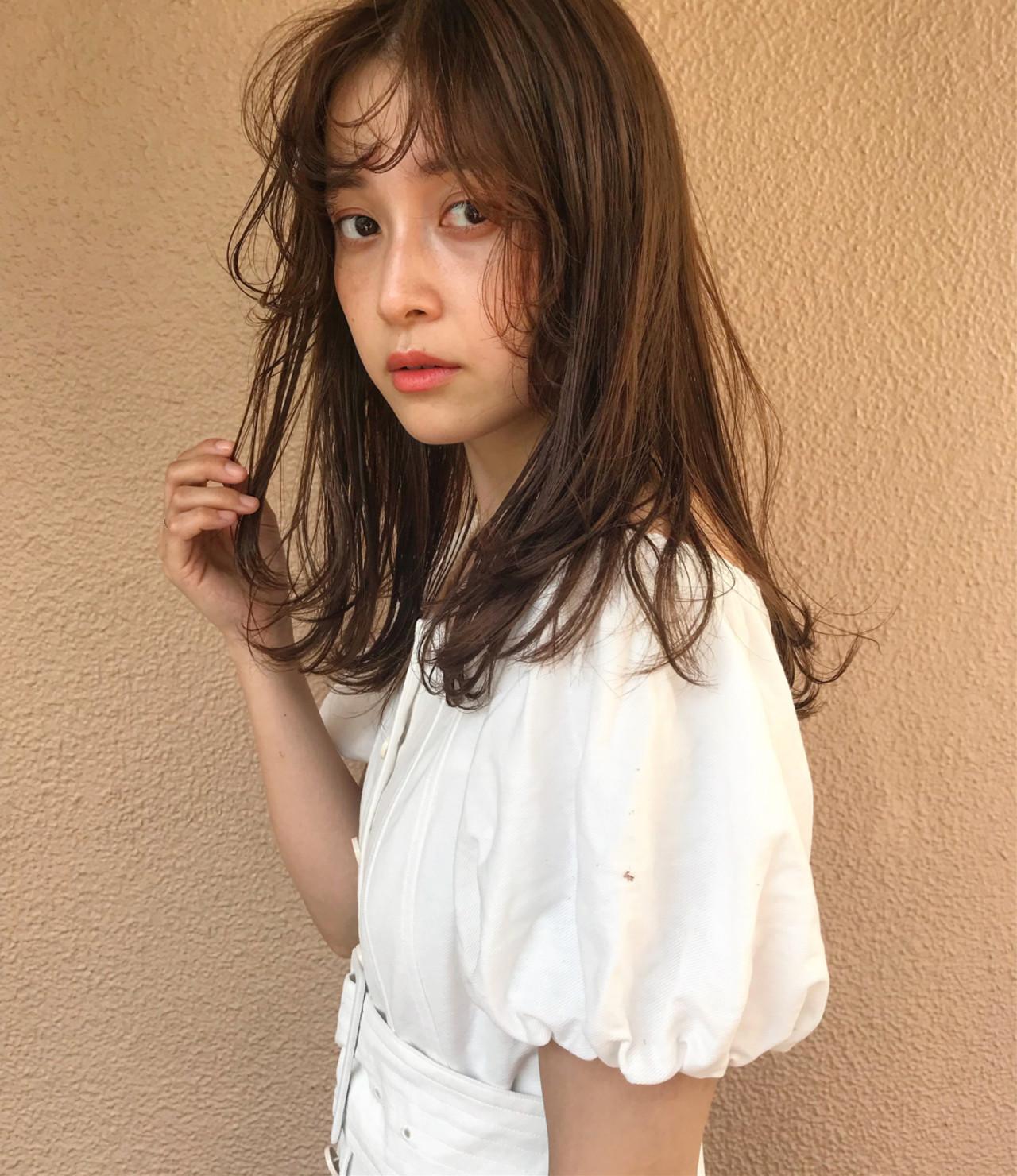 デート ミディアム スポーツ アウトドア ヘアスタイルや髪型の写真・画像 | lora.garden 英太 /  lora.garden