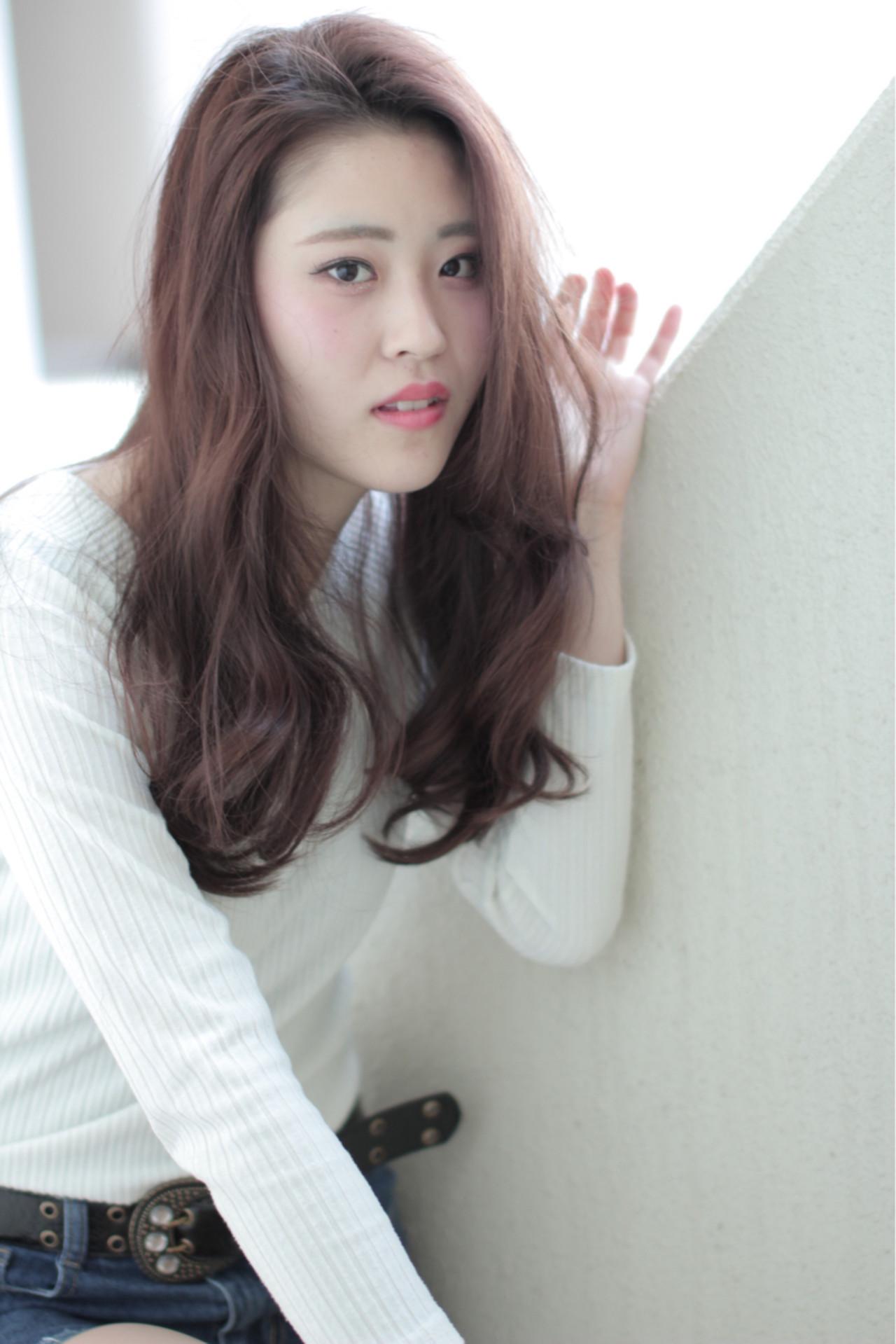 モード 大人女子 色気 外国人風 ヘアスタイルや髪型の写真・画像