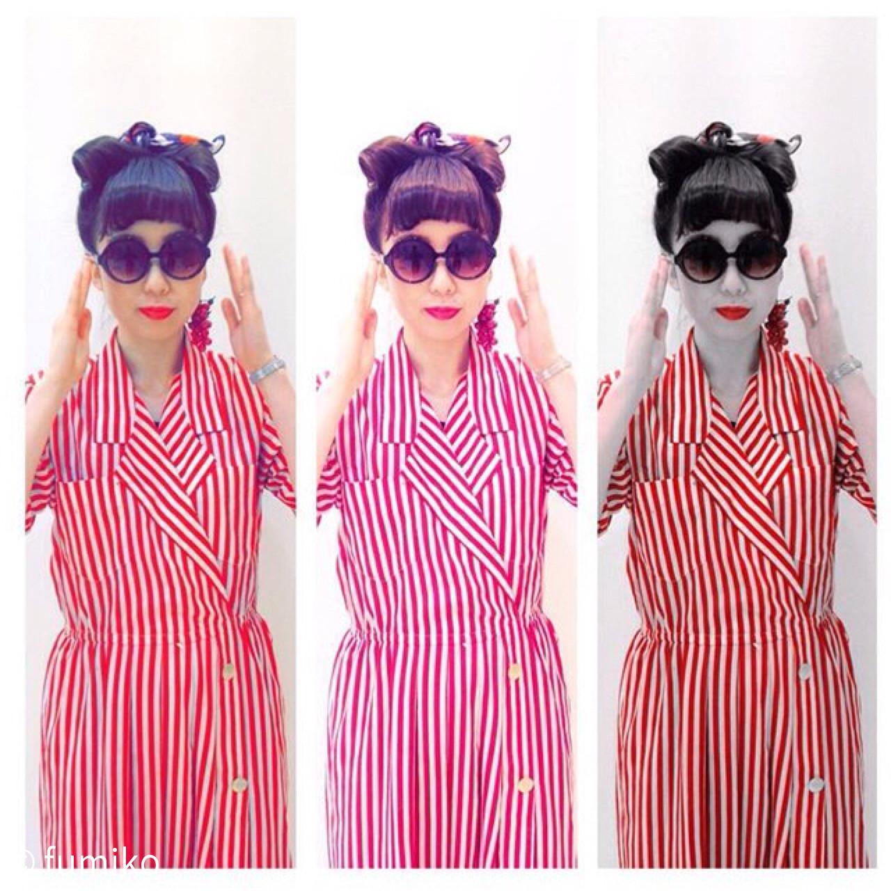 ショート 簡単ヘアアレンジ 編み込み ミディアム ヘアスタイルや髪型の写真・画像