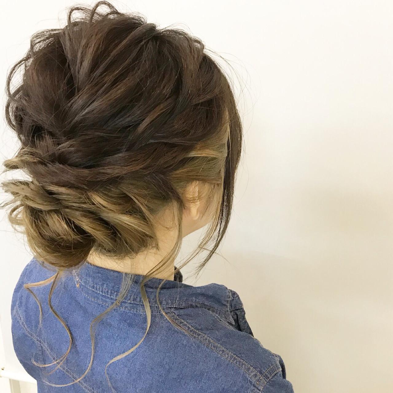 ナチュラル ボブ 結婚式 オフィス ヘアスタイルや髪型の写真・画像   新谷 朋宏 / Free hairstylist shinya