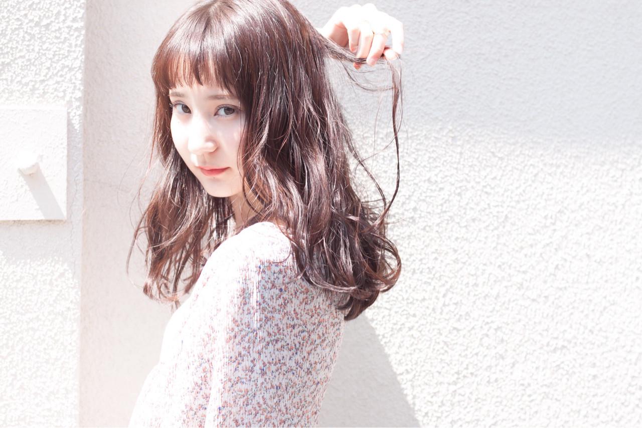 モテ髪 外国人風 ストリート パーマ ヘアスタイルや髪型の写真・画像 | 日野 達也 / GO TODAY  SHAiRE SALON