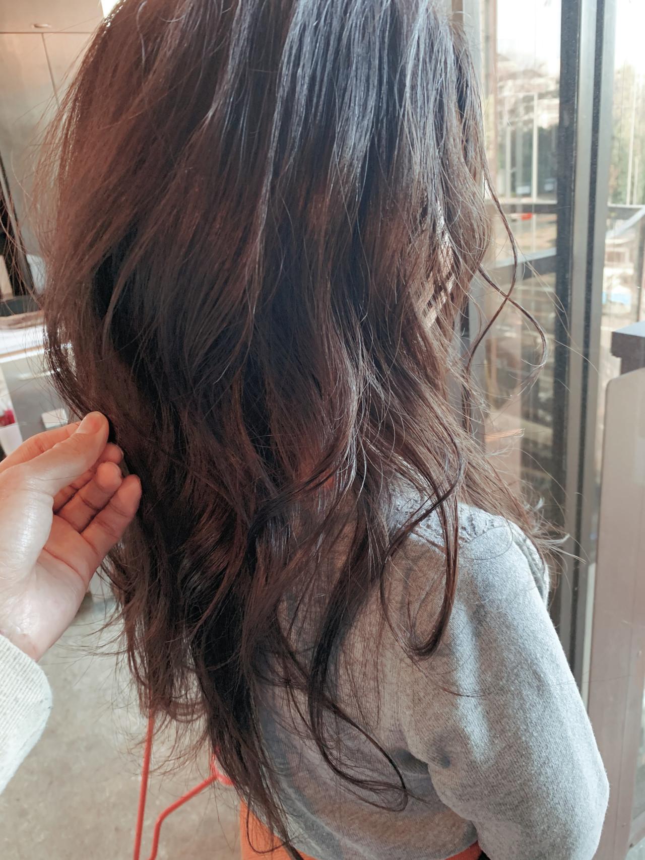 大人女子 フェミニン 大人ヘアスタイル レイヤーロングヘア ヘアスタイルや髪型の写真・画像 | 堀口 由香利 / assort tokyo