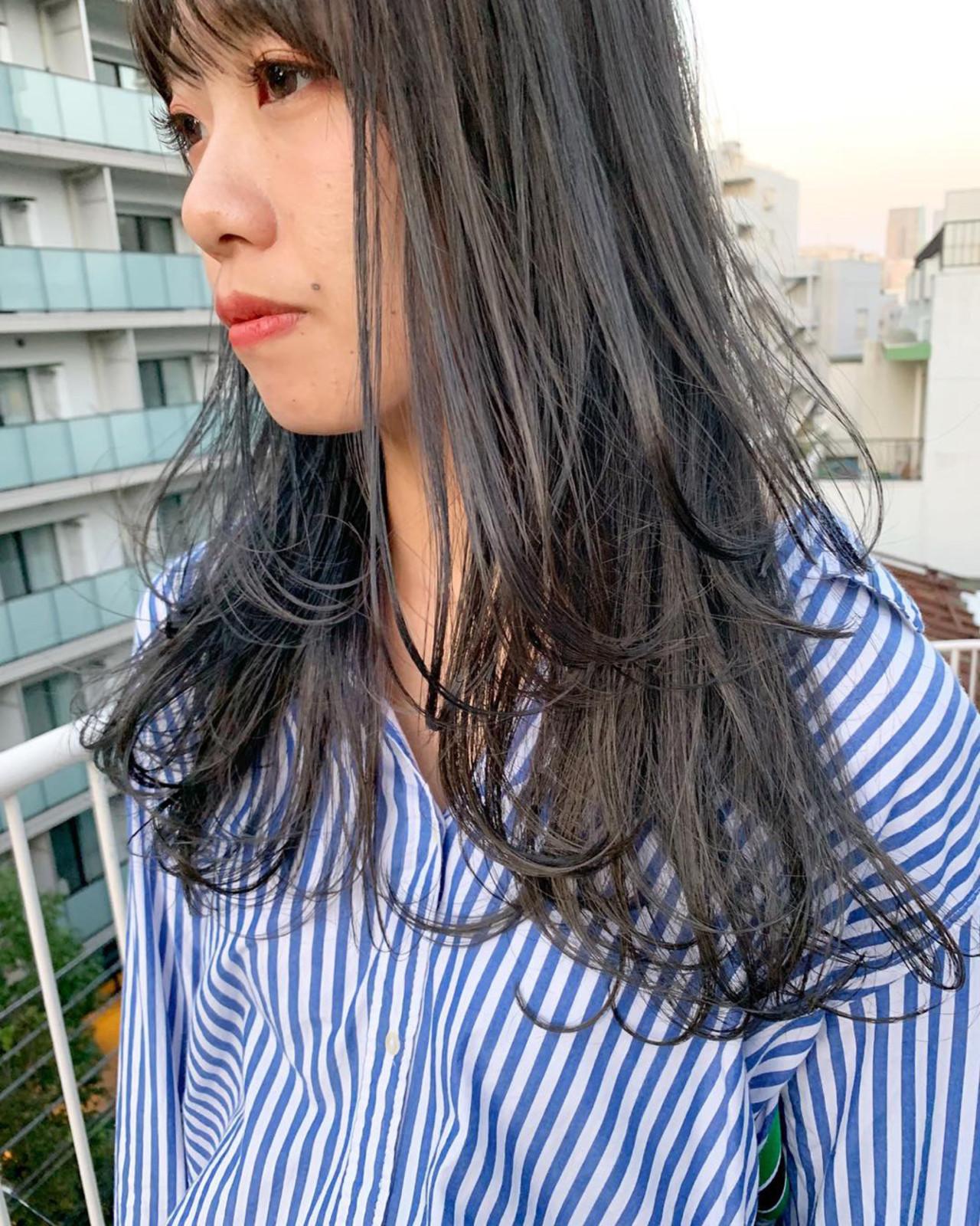 ゆるふわ 透明感 アッシュグレージュ 女子力 ヘアスタイルや髪型の写真・画像   miya/@1031miya / フリーランス(XENA)