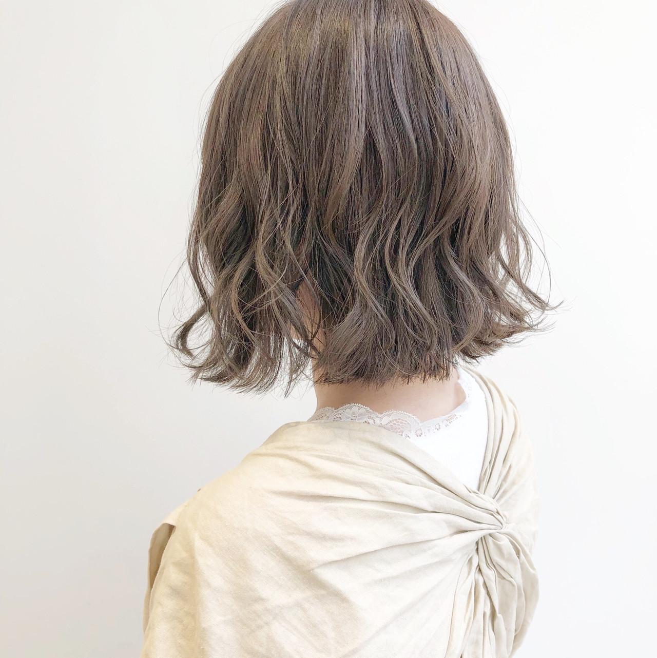 オフィス デート 簡単ヘアアレンジ ヘアアレンジ ヘアスタイルや髪型の写真・画像 | 『ボブ美容師』永田邦彦 表参道 / send by HAIR