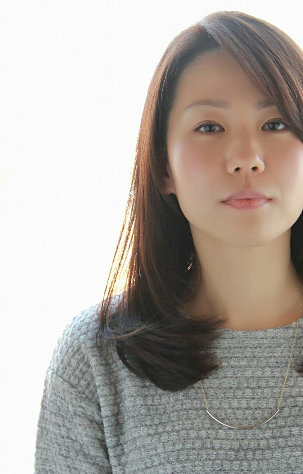 卵型 ナチュラル 大人かわいい ゆるふわ ヘアスタイルや髪型の写真・画像 | 塩見 広資(ぽけっと) / ヘアサロンポタジェ