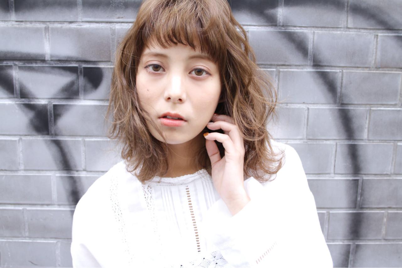大人女子 ボブ ストリート こなれ感 ヘアスタイルや髪型の写真・画像 | 清水 孝純 / Rose