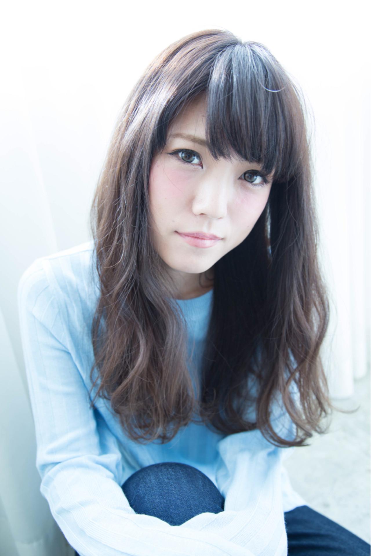 ガーリー 大人女子 上品 清楚 ヘアスタイルや髪型の写真・画像 | Marika Yoshioka /