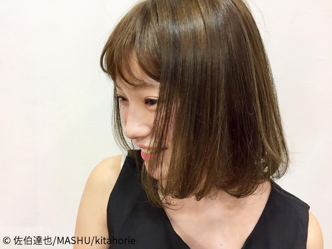 ゆるふわ 大人かわいい 外国人風 ナチュラル ヘアスタイルや髪型の写真・画像 | 佐伯達也/MASHU/kitahorie / MASHU 北堀江店