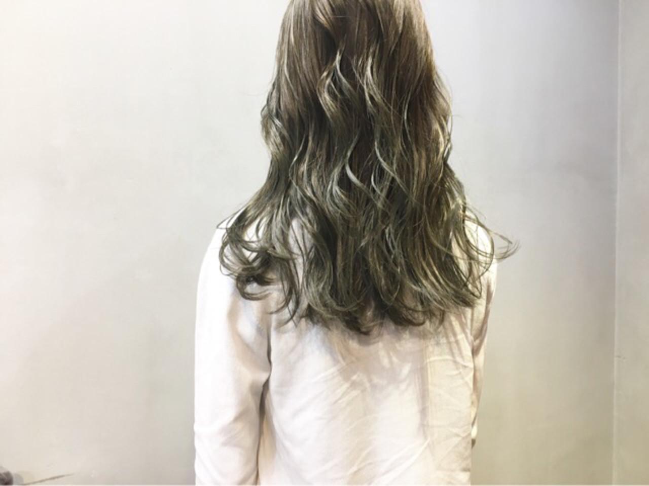 ミント ストリート アッシュグレージュ アッシュベージュ ヘアスタイルや髪型の写真・画像
