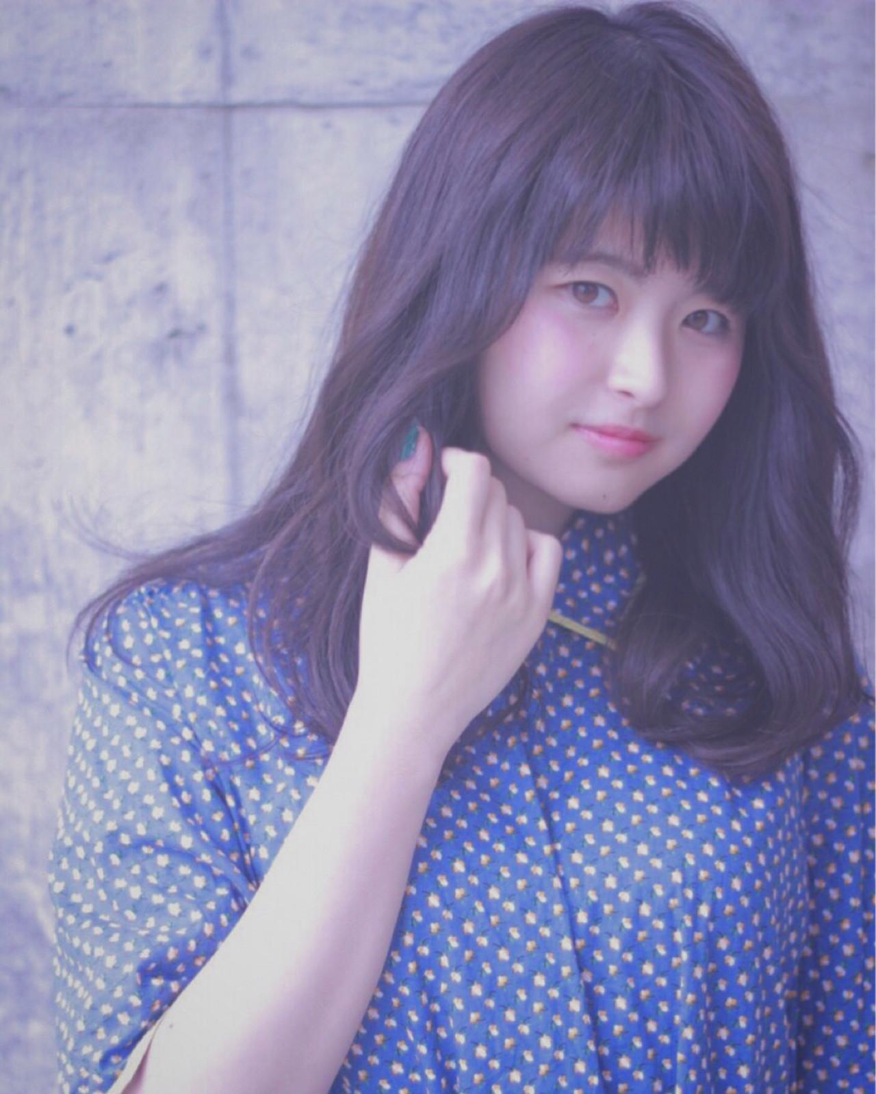 デート 前髪あり アッシュ 外国人風 ヘアスタイルや髪型の写真・画像 | Reina /