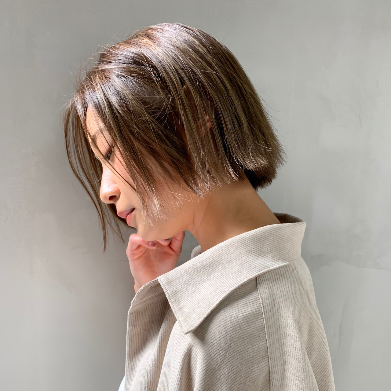 メイク パーマ ヘアカラー ヘアアレンジ ヘアスタイルや髪型の写真・画像