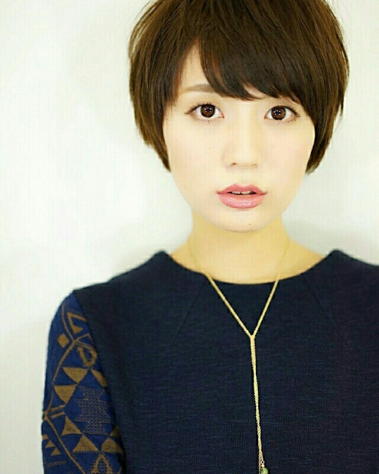 アシメな髪型トレンドカタログ2017♡セルフカット・アレンジ技も伝授♪ 浅井俊助/ gokan omotesando