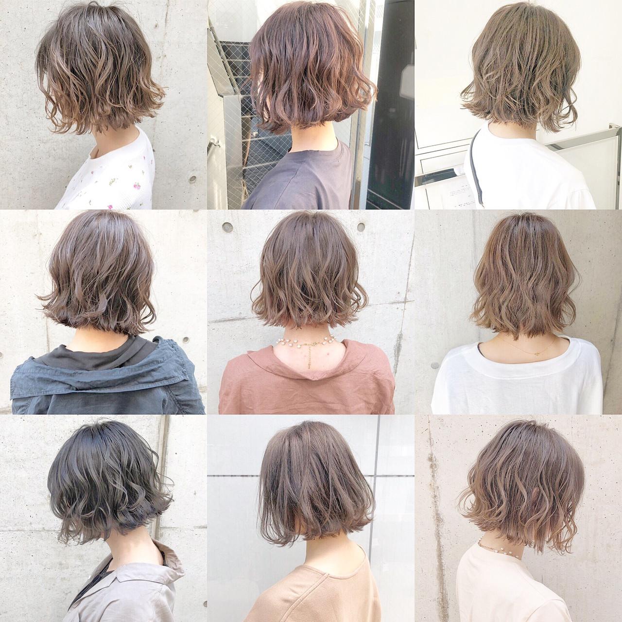 デート オフィス スポーツ ナチュラル ヘアスタイルや髪型の写真・画像