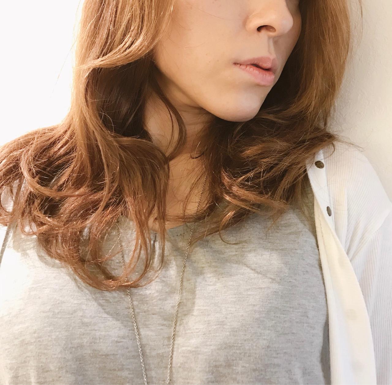 オフィス ロング ナチュラル ヘアアレンジ ヘアスタイルや髪型の写真・画像 | 志賀 貴人 / 桜DECOティンプル