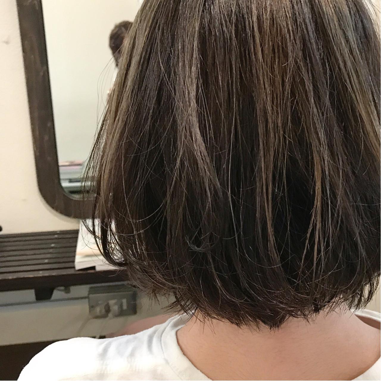透明感 ナチュラル 外国人風 外国人風カラー ヘアスタイルや髪型の写真・画像   桝田 由佳 / vicus hair